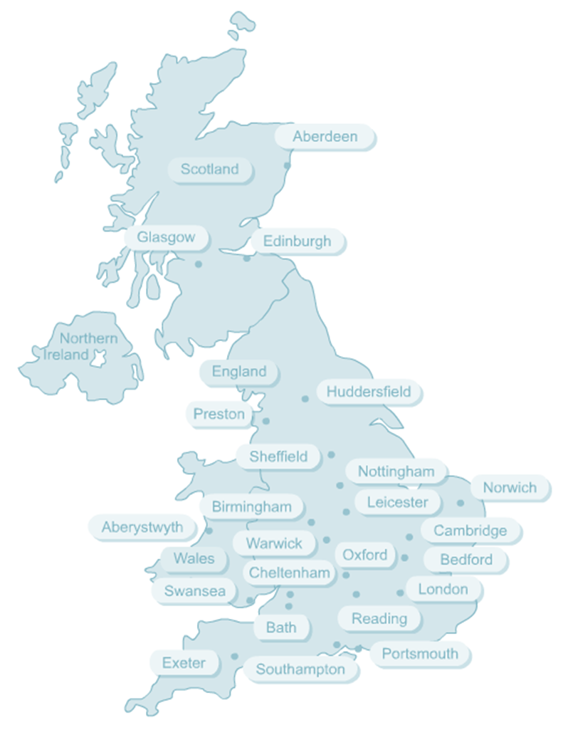 United Kingdom (UK) - E T  EDUCATION SERVICES - Student